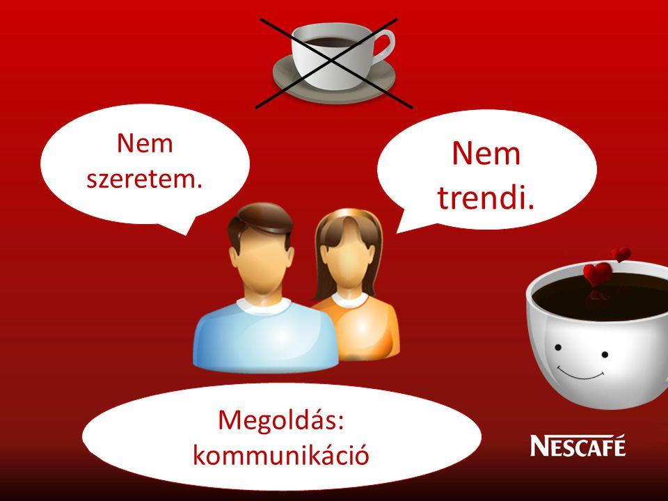 Megoldás: kommunikáció