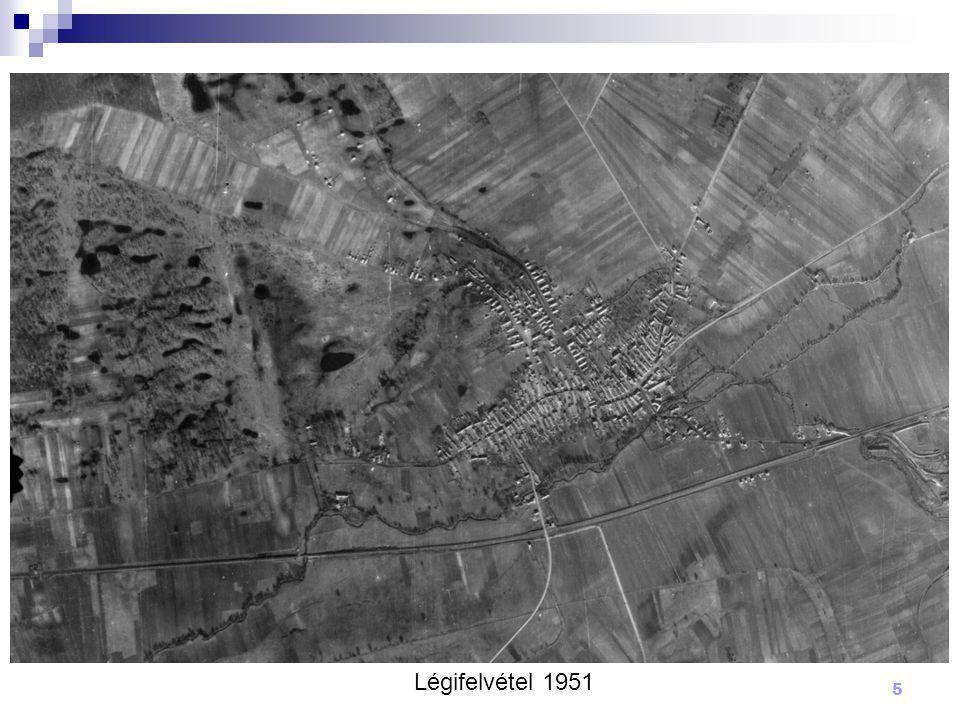Légifelvétel 1951