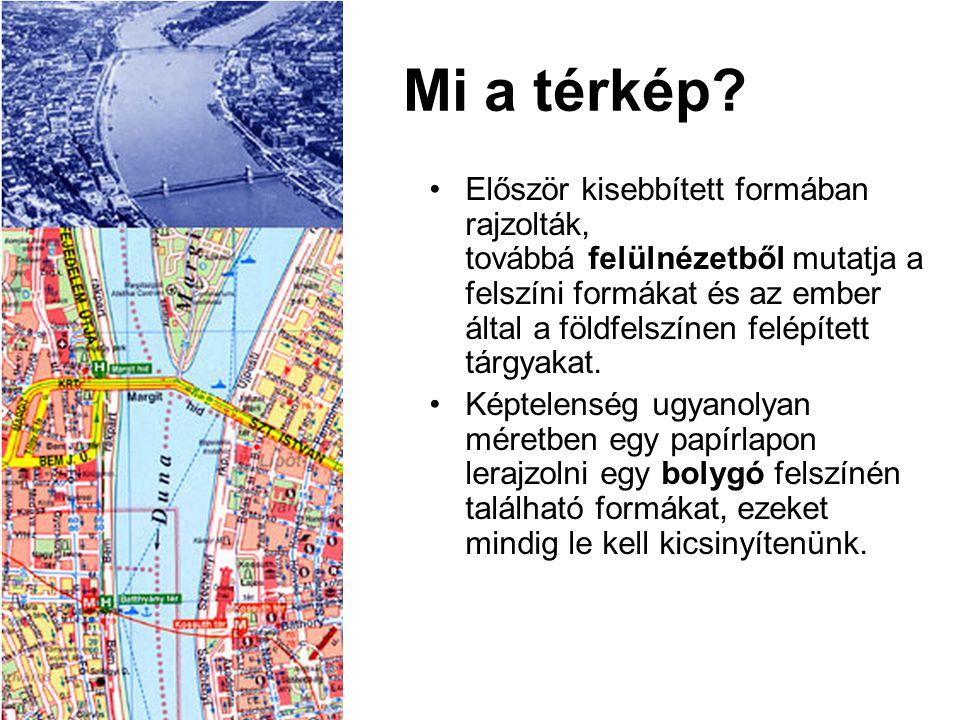 Mi a térkép