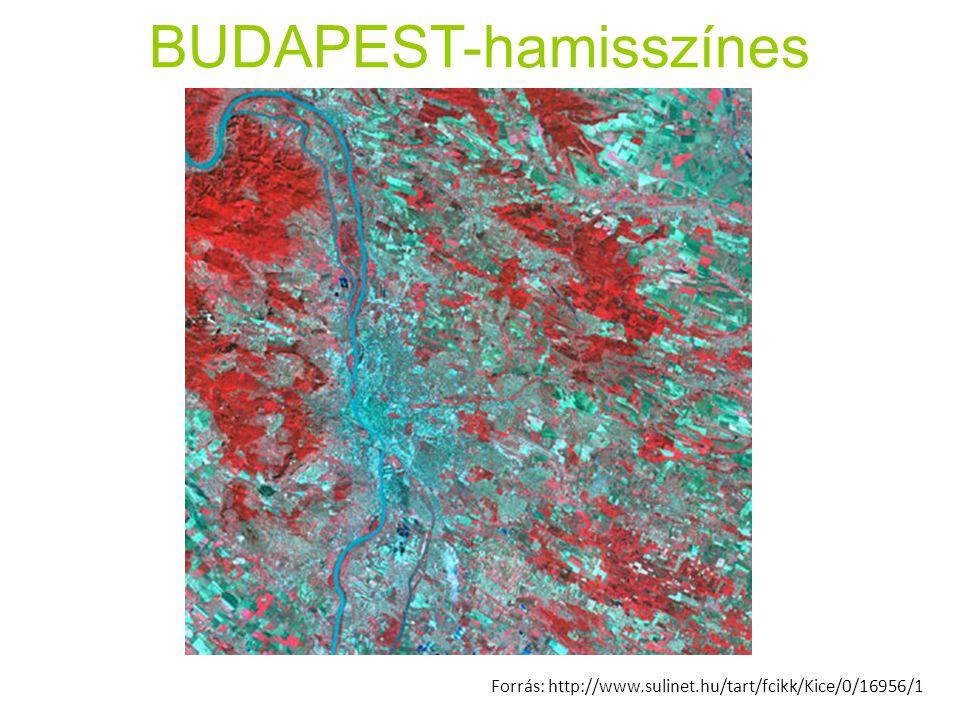 BUDAPEST-hamisszínes