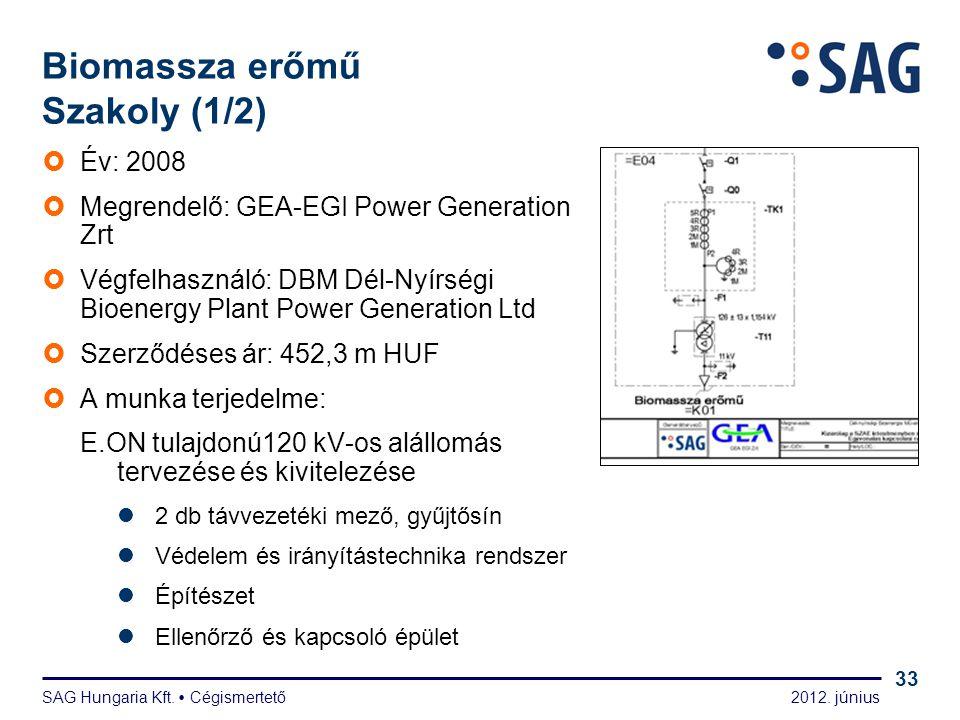 Biomassza erőmű Szakoly (2/2)
