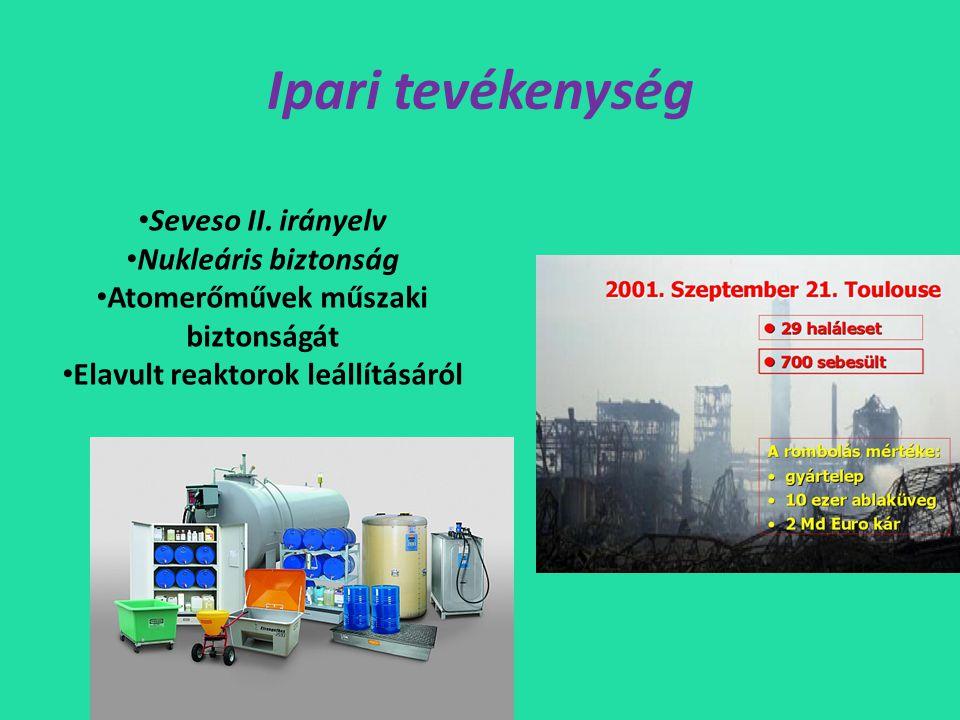 Elavult reaktorok leállításáról