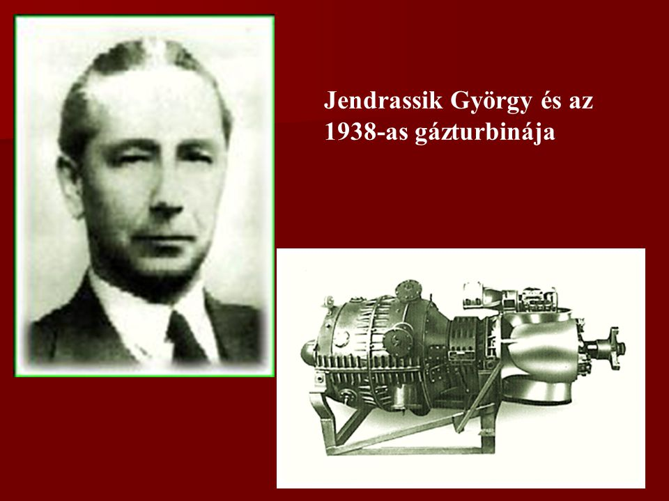 Jendrassik György és az