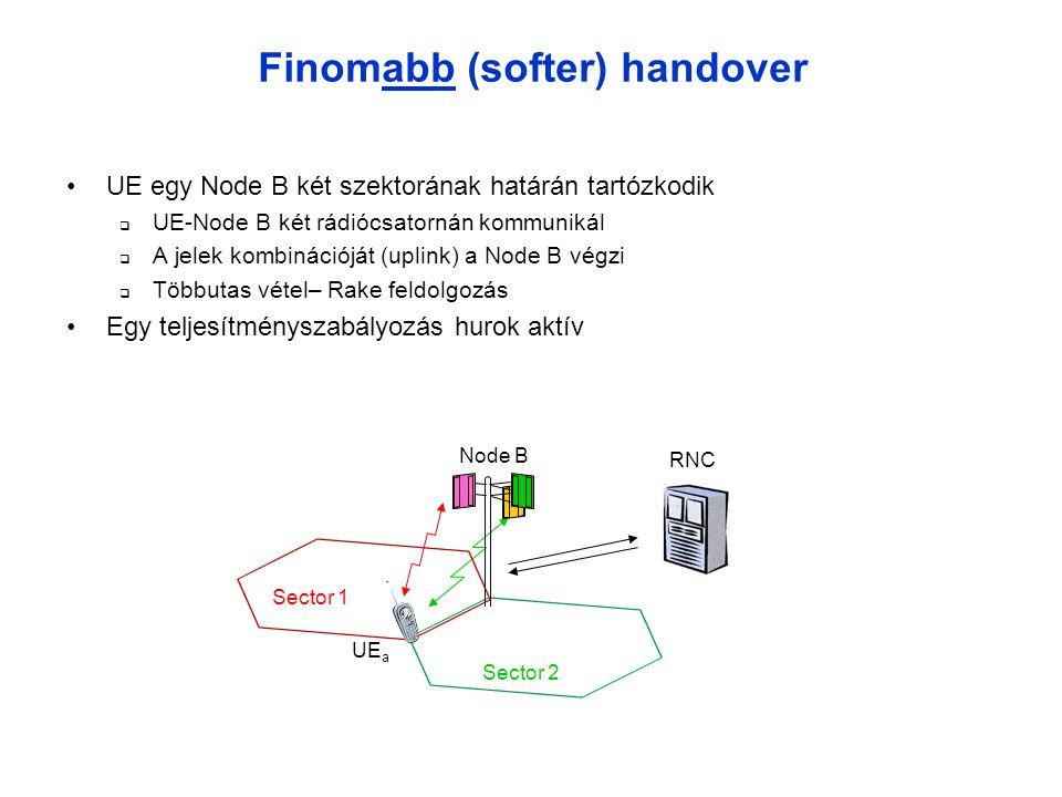 Finomabb (softer) handover