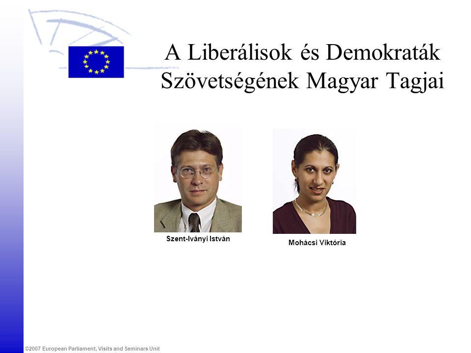 A Liberálisok és Demokraták Szövetségének Magyar Tagjai