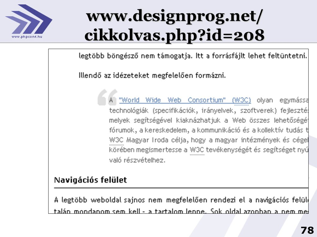 www.designprog.net/ cikkolvas.php id=208