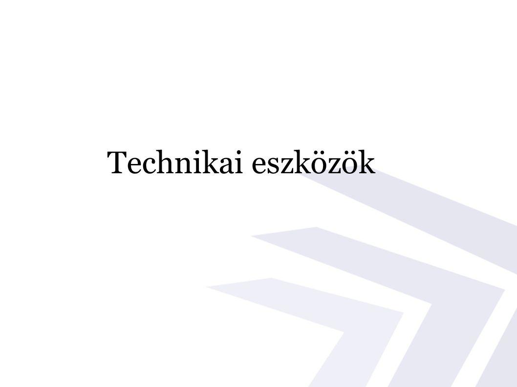 Technikai eszközök