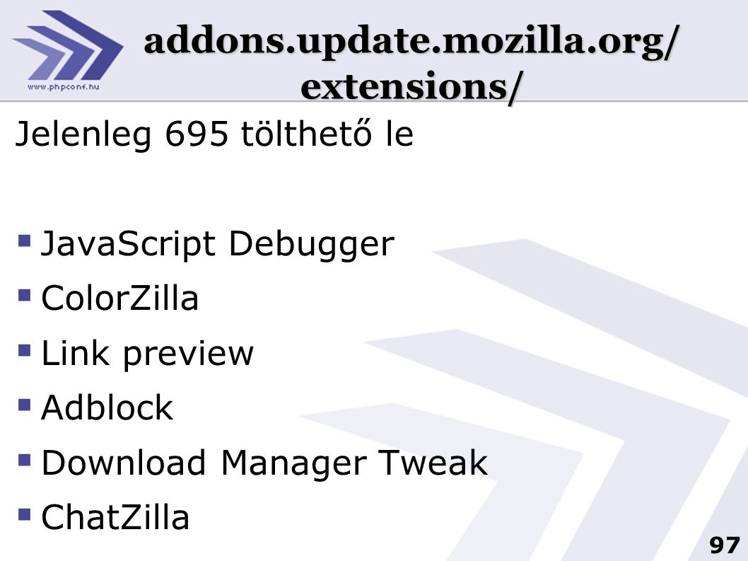 addons.update.mozilla.org/ extensions/