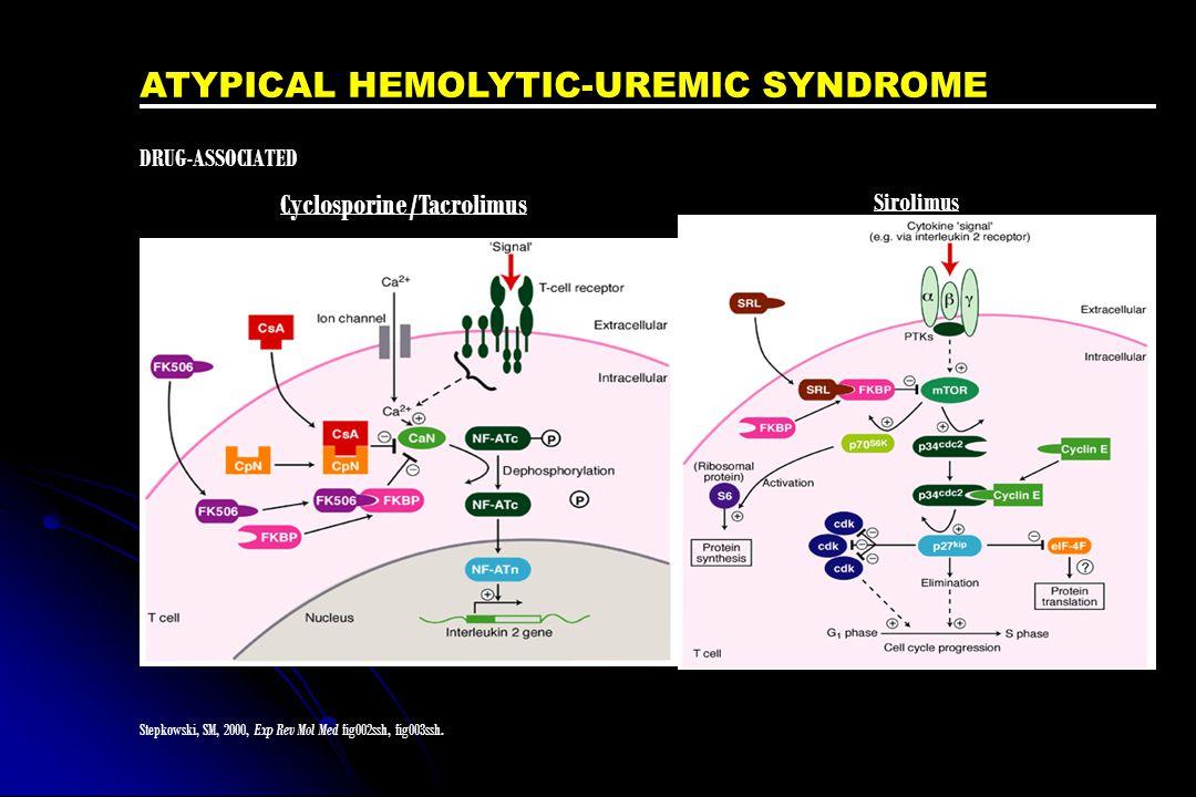 Cyclosporine/Tacrolimus