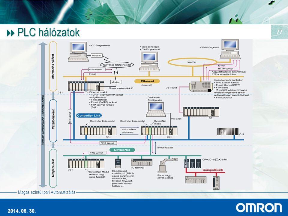 PLC hálózatok 2017.04.03.