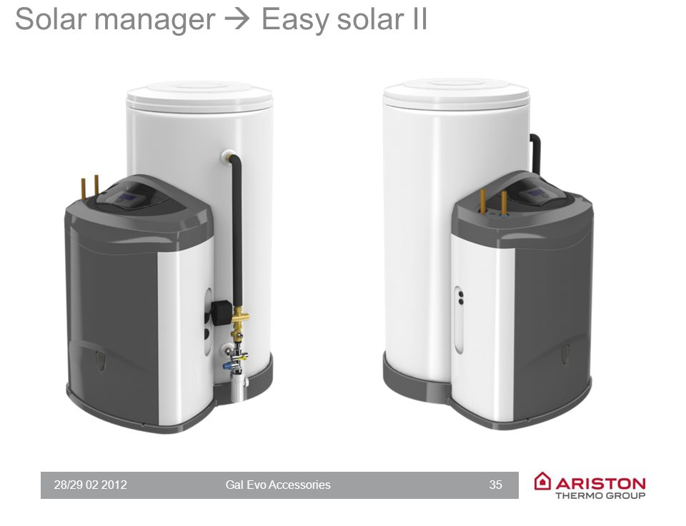 Solar manager  Easy solar II