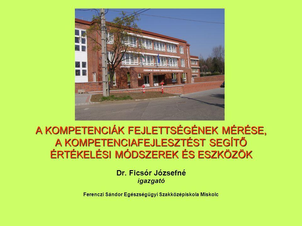 Ferenczi Sándor Egészségügyi Szakközépiskola Miskolc
