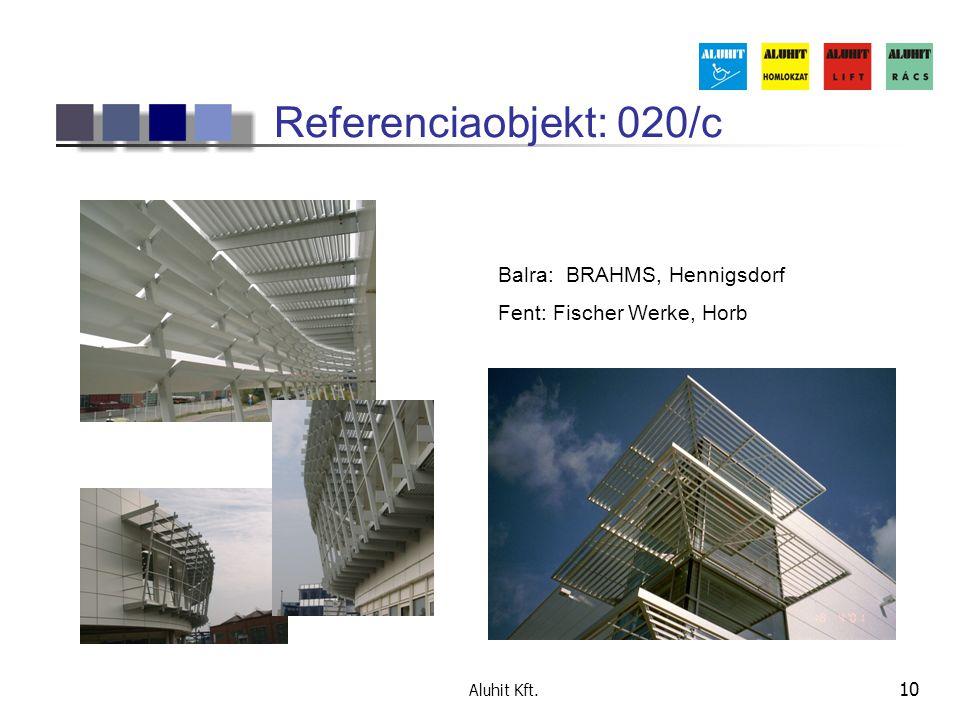 Referenciaobjekt: 020/c Balra: BRAHMS, Hennigsdorf