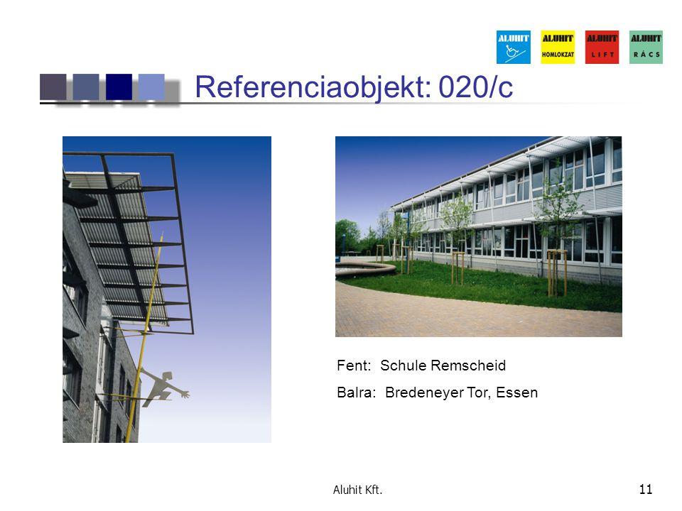 Referenciaobjekt: 020/c Fent: Schule Remscheid