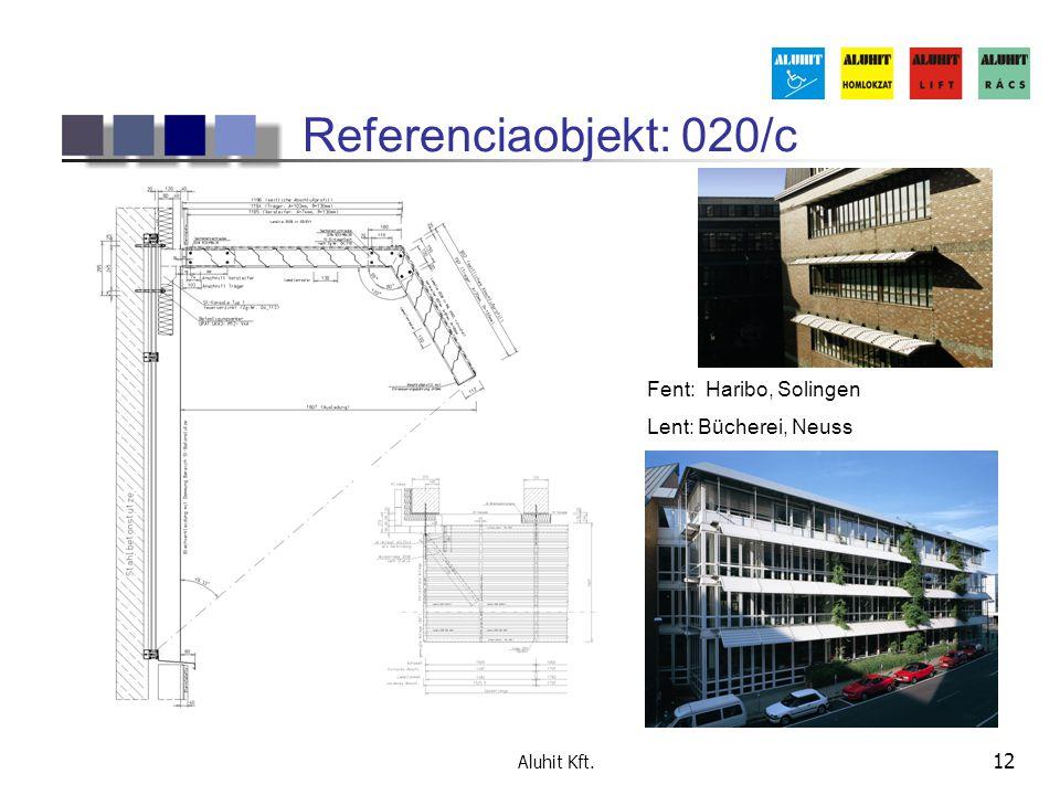 Referenciaobjekt: 020/c Fent: Haribo, Solingen Lent: Bücherei, Neuss