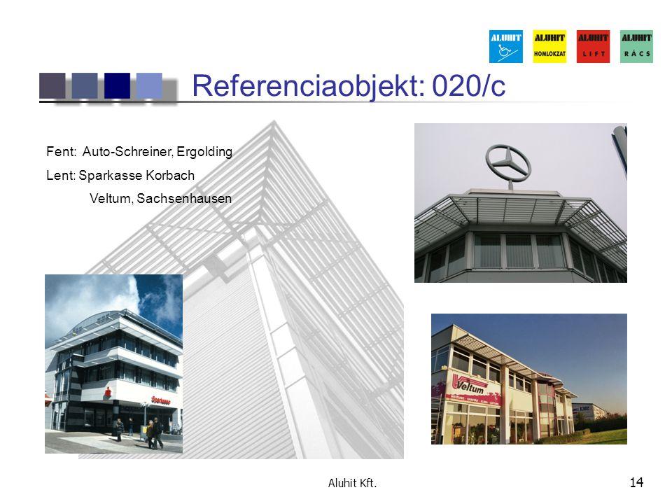 Referenciaobjekt: 020/c Fent: Auto-Schreiner, Ergolding