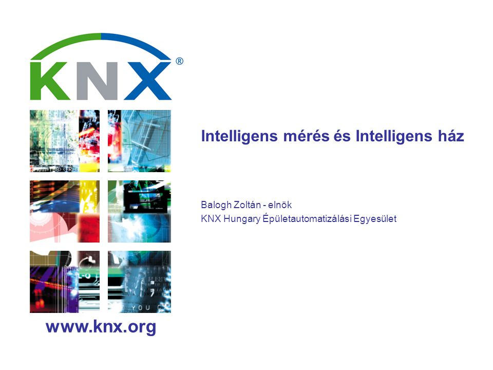 Intelligens mérés és Intelligens ház