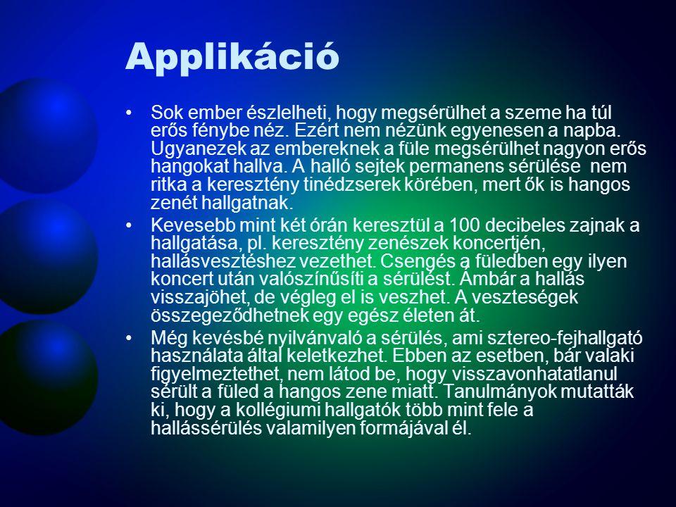 Applikáció