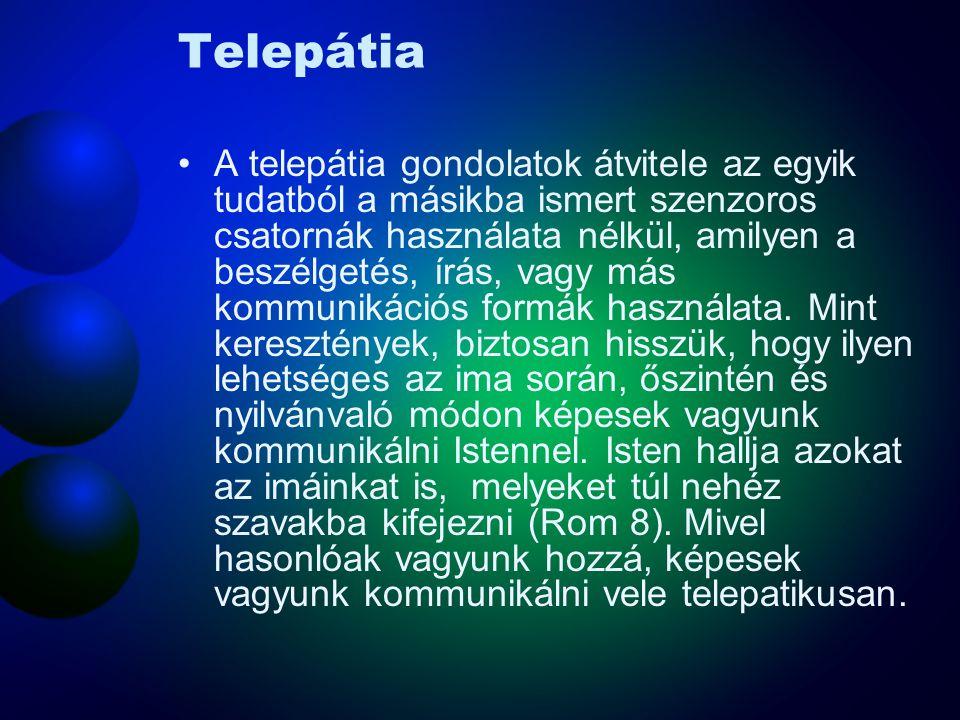 Telepátia