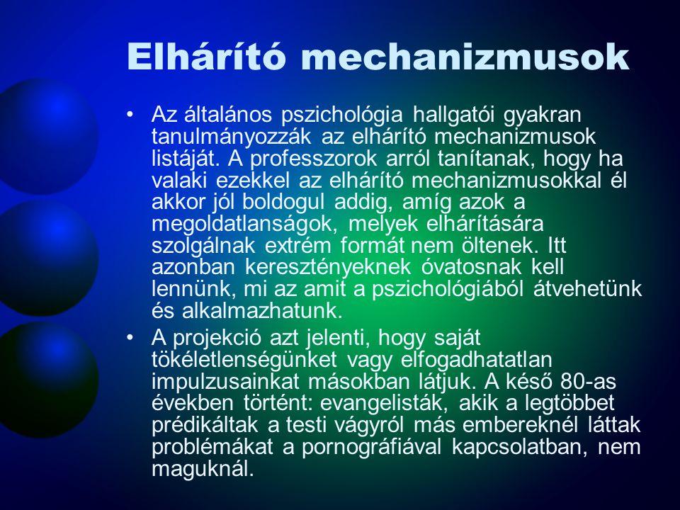 Elhárító mechanizmusok
