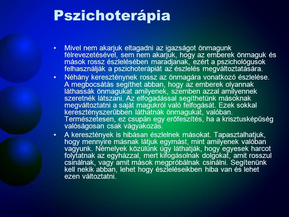 Pszichoterápia