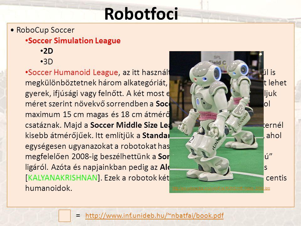 Robotfoci • RoboCup Soccer Soccer Simulation League 2D 3D