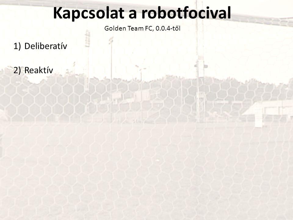 Kapcsolat a robotfocival