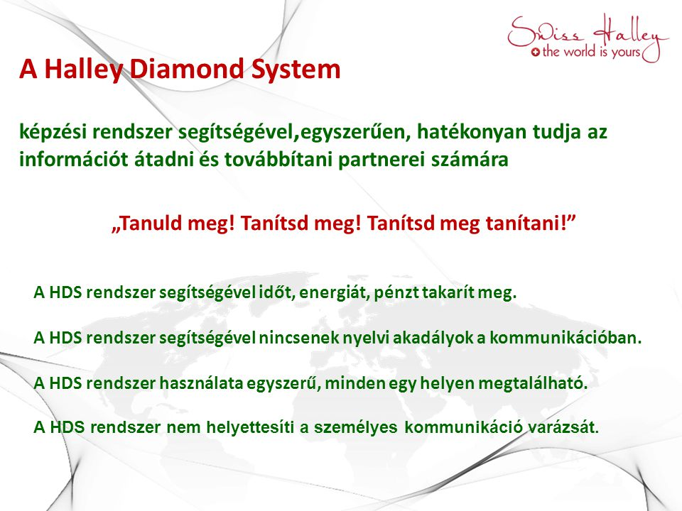 A Halley Diamond System
