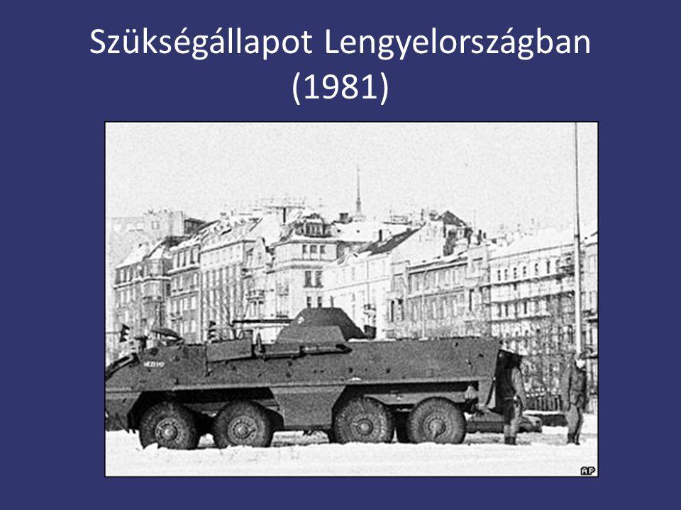 Szükségállapot Lengyelországban (1981)