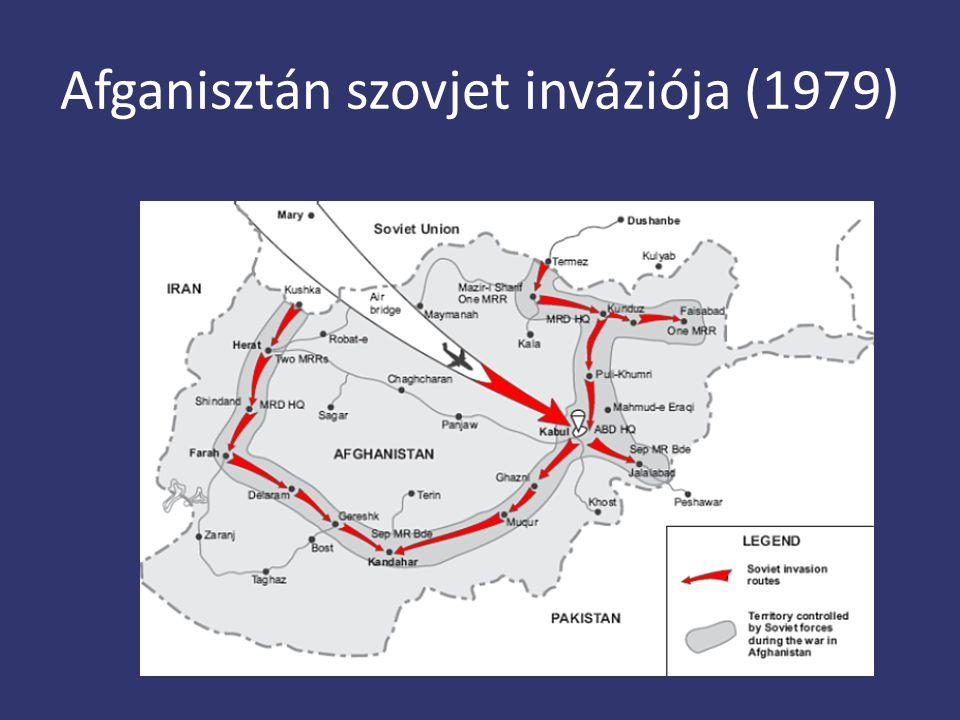 Afganisztán szovjet inváziója (1979)
