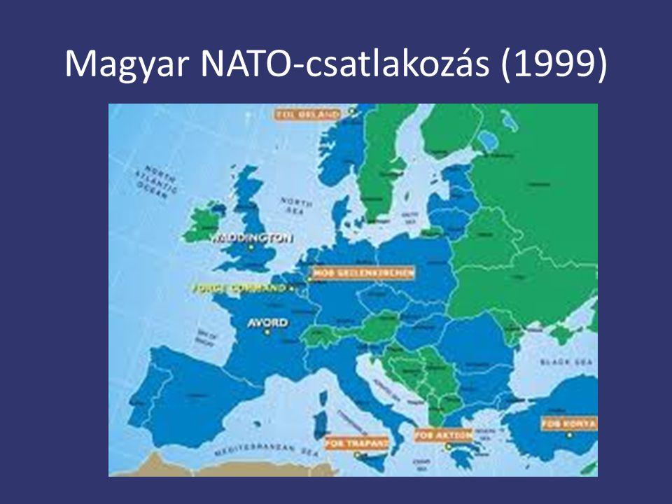 Magyar NATO-csatlakozás (1999)