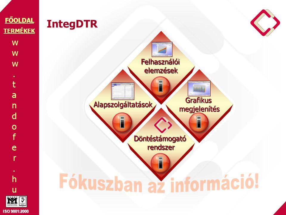 Fókuszban az információ!