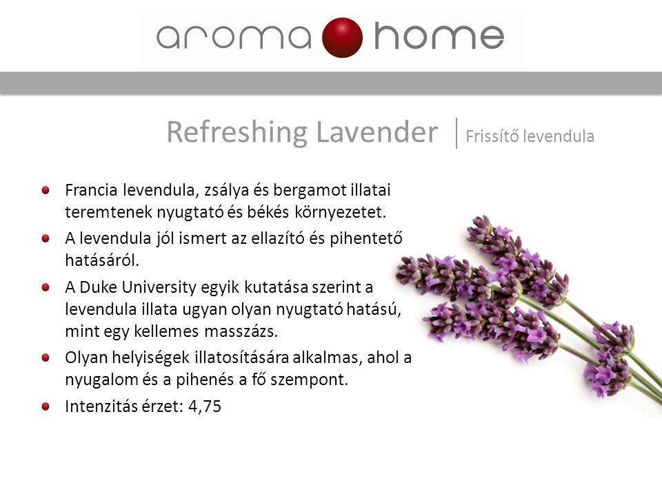 Refreshing Lavender Frissítő levendula