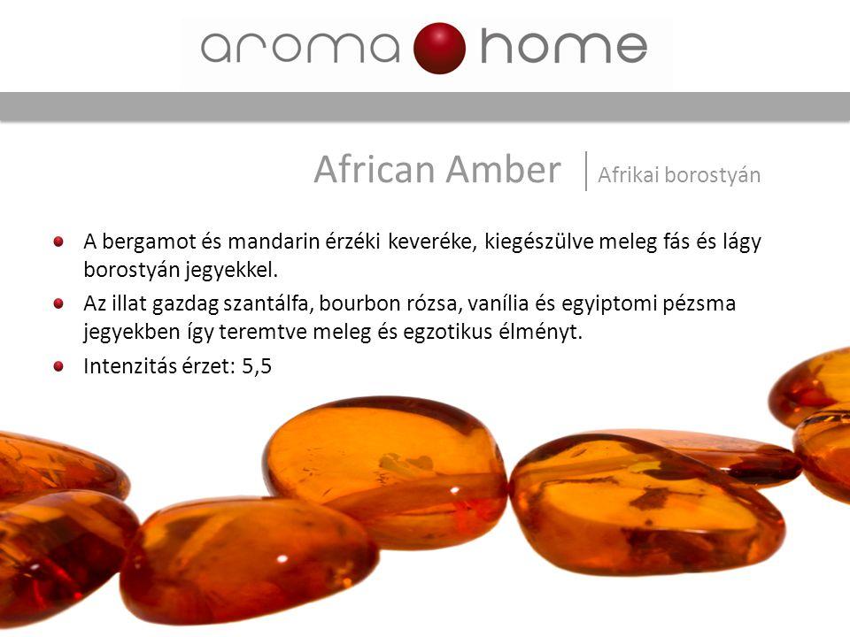 African Amber Afrikai borostyán