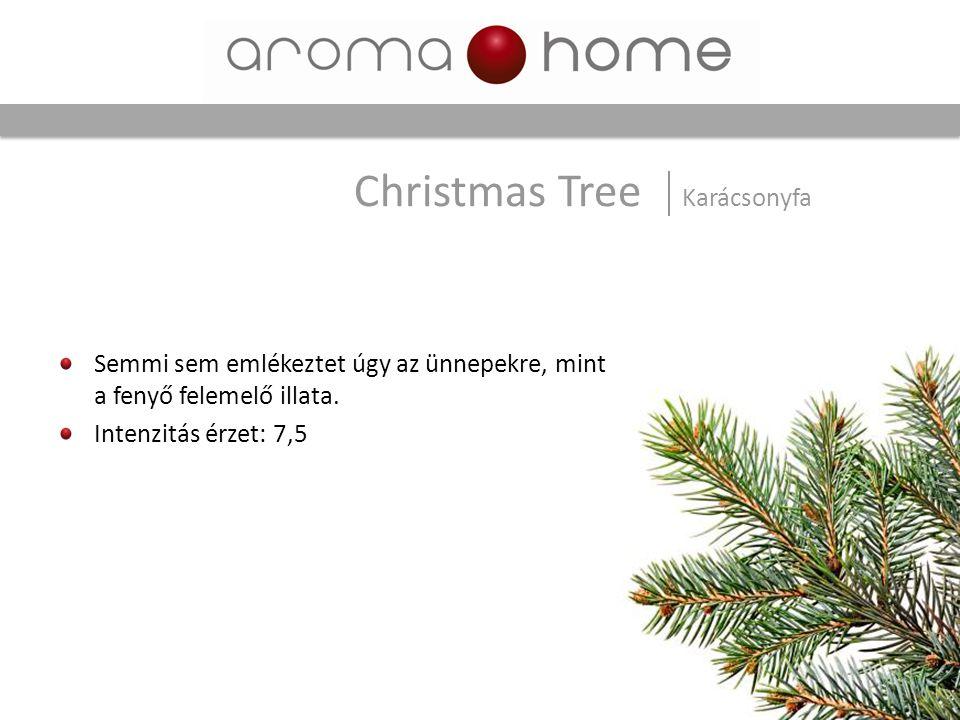 Christmas Tree Karácsonyfa