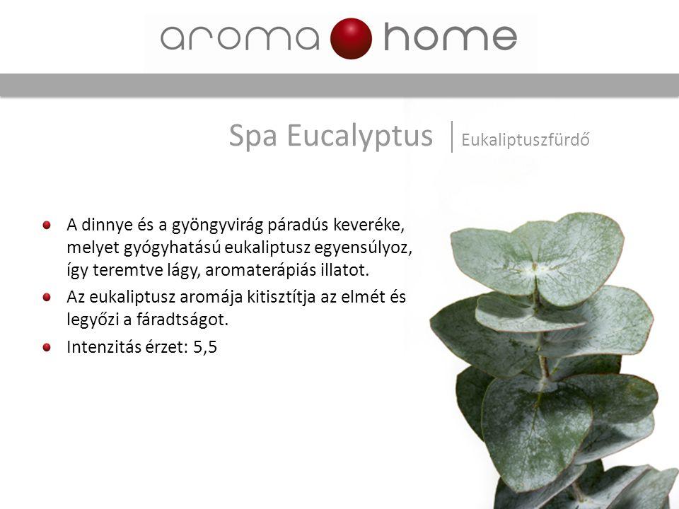 Spa Eucalyptus Eukaliptuszfürdő