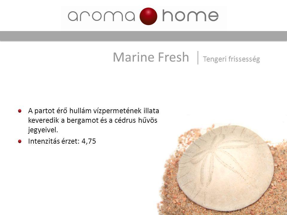 Marine Fresh Tengeri frissesség