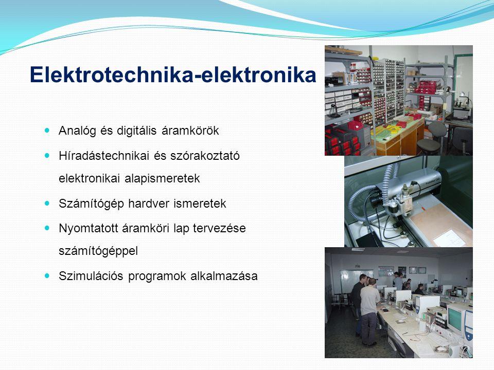 Elektrotechnika-elektronika