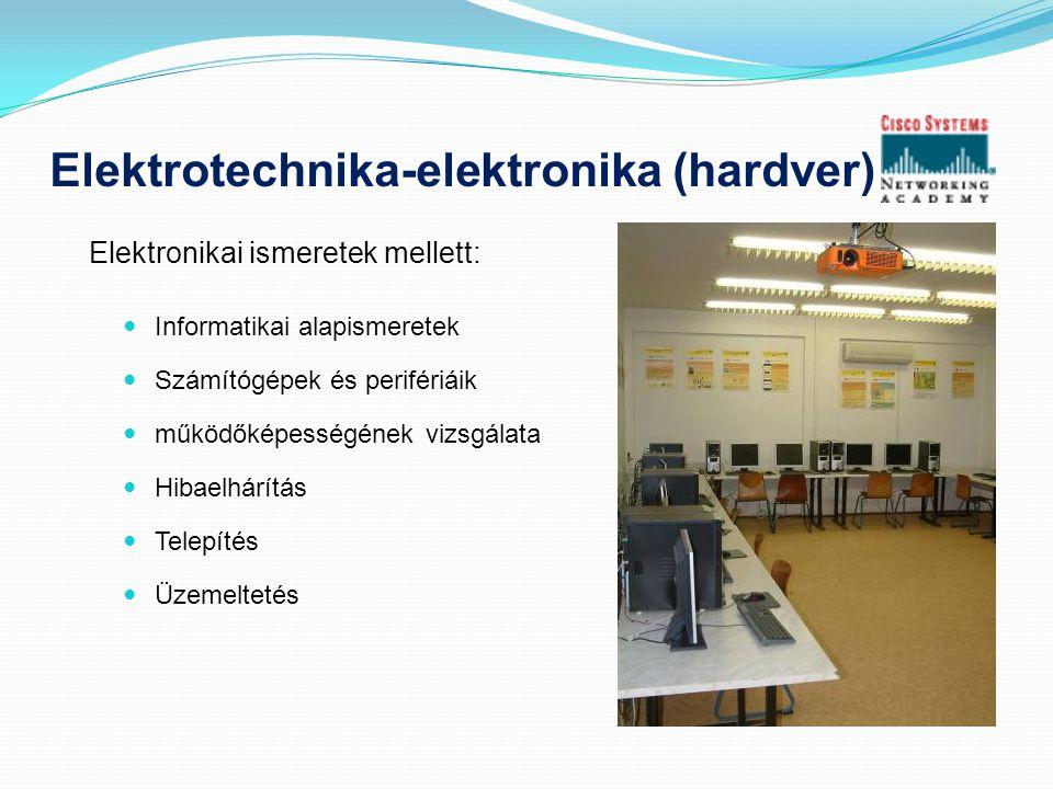 Elektrotechnika-elektronika (hardver)