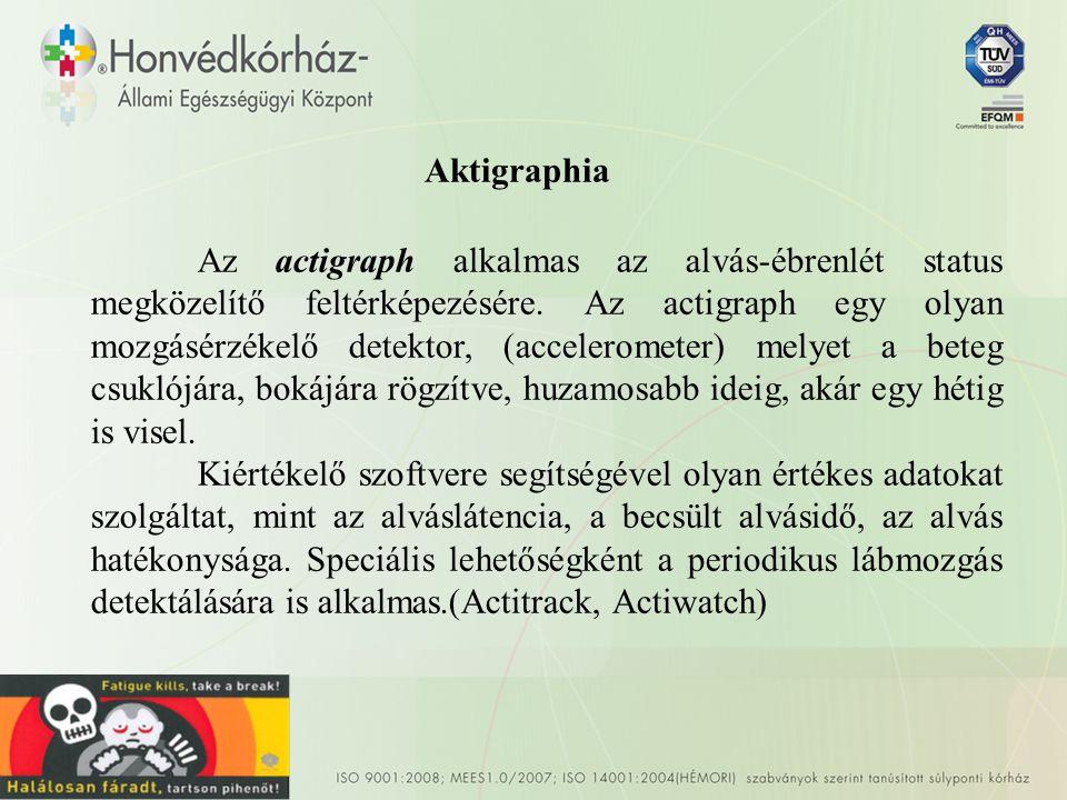 Aktigraphia