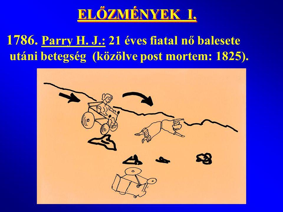 1786. Parry H. J.: 21 éves fiatal nő balesete