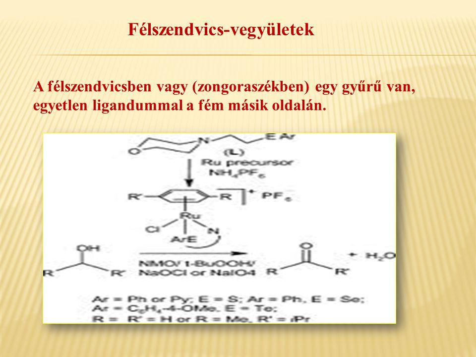 Félszendvics-vegyületek