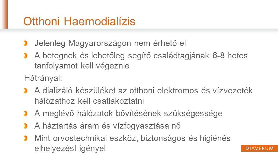 Otthoni Haemodialízis