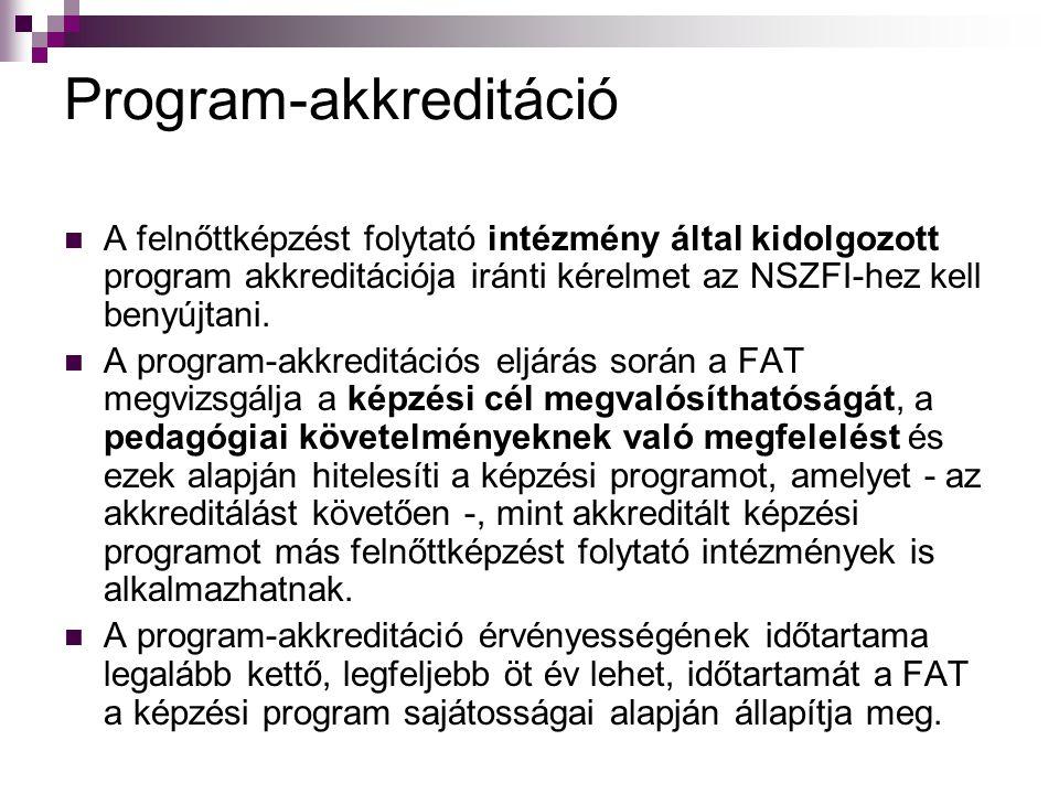 Program-akkreditáció
