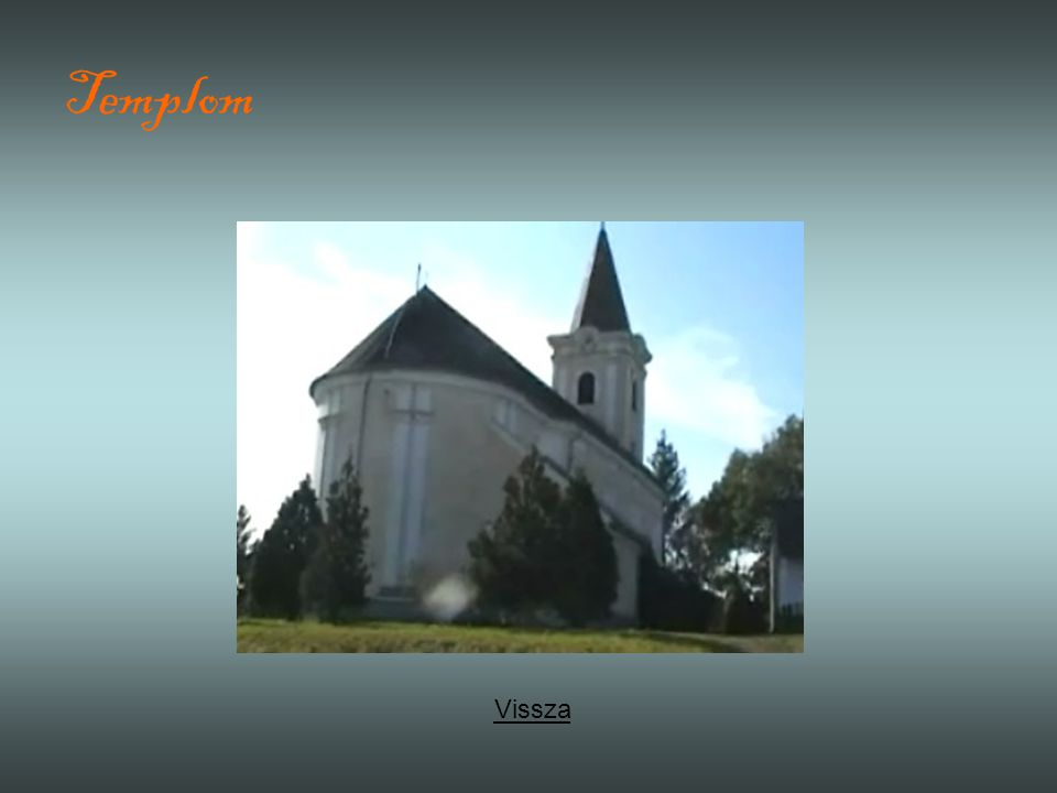 Templom Vissza