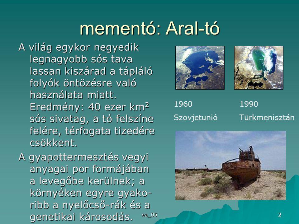 mementó: Aral-tó