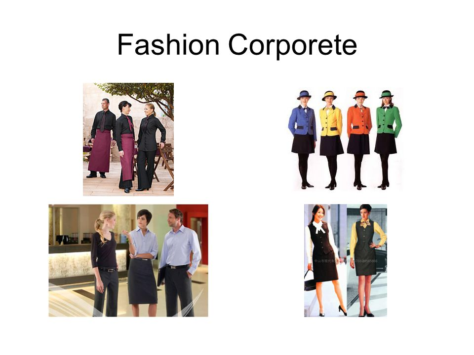 Fashion Corporete