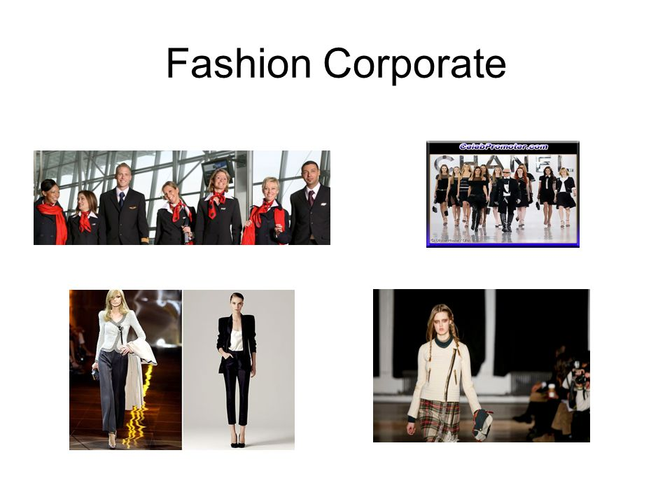 Fashion Corporate
