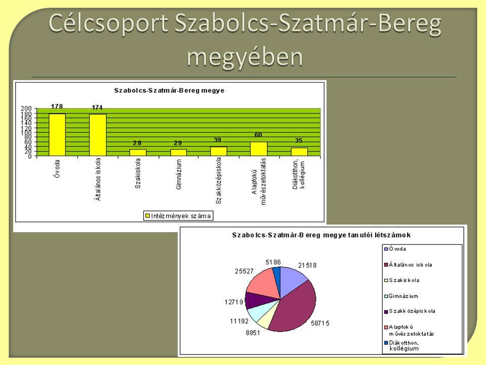 Célcsoport Szabolcs-Szatmár-Bereg megyében