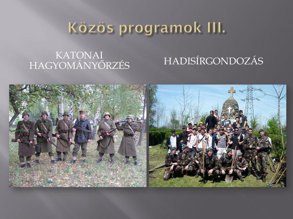 Katonai hagyományőrzés